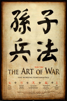 Fighting Your Business Battles: 6 Lasting Lessons From Sun Tzu's Art Of War | Mediocre Me | Scoop.it