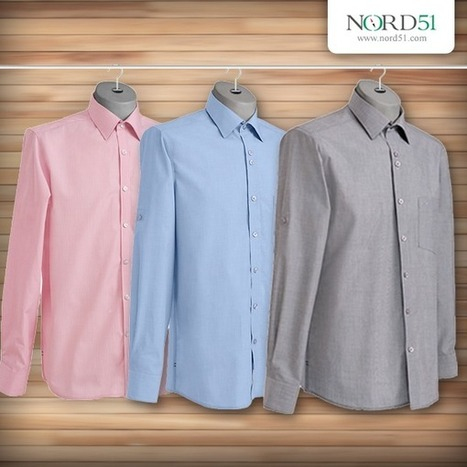 Get the best deals for formal shirts online | Nord51 | Scoop.it