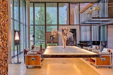 Atelier Decor: 4MAN_Julen Heinz's loft | Commercial Interior Designers | Scoop.it