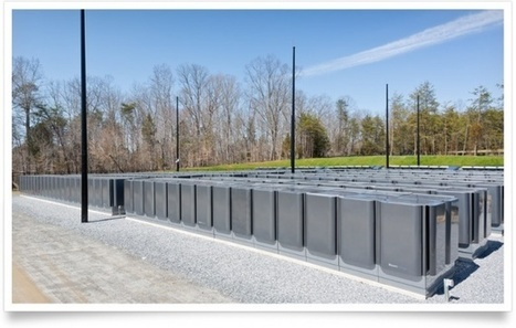 The Little Secrets Behind Apple's Green Data Centers | MIT Technology Review | Développement durable et efficacité énergétique | Scoop.it