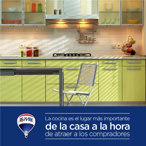 ¿En qué ambientes me conviene invertir para revalorizar toda la propiedad? | REMAX Casa y Deco | Scoop.it