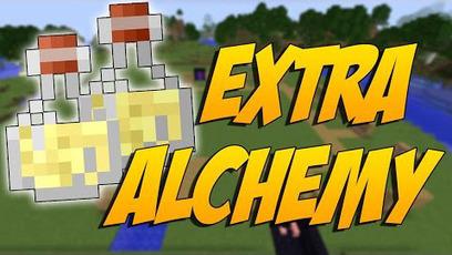 Extra Alchemy Mod 1.10.2 | Jenyfer grabar | Scoop.it