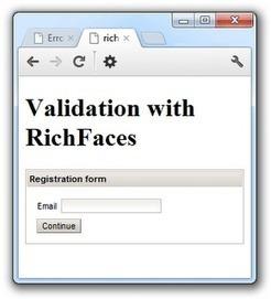 Running RichFaces on WebLogic 12c   Desarrollo WEB   Scoop.it
