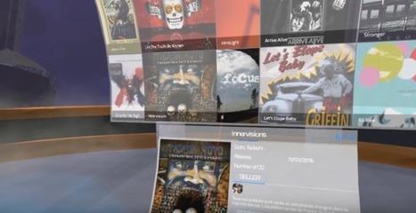 ACTUALITÉFaites votre shopping en réalité virtuelle chez Rakuten (PriceMinister) | Revue de presse PriceMinister-Rakuten | Scoop.it