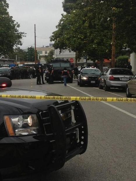 Multiple victims as gunman opens fire near Santa Monica College, school on lockdown   Wonderful Words: A Journey To Journalism.   Scoop.it