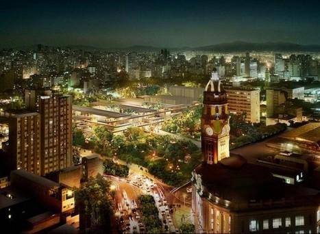 Herzog & De Meuron Have Big Plans For Sao Paolo Luz Cultural Complex | CITIES | Scoop.it