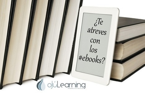 ¿Te atreves con el formato #ebook? | Educacion, ecologia y TIC | Scoop.it