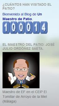 Blog de UN MAESTRO DE PATIO | Educación Física. Edublogs de aula | Scoop.it