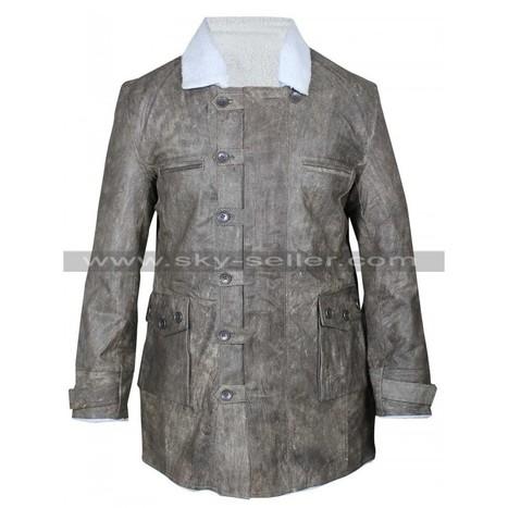 Dark Knight Rises Bane Grey Crocodile Coat   Sky-Seller : Men Leather Jackets   Scoop.it