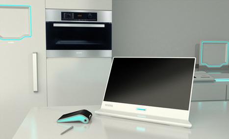 Vestel Assist – Smart Kitchen by Begum Tomruk | Interactive Arts | Scoop.it