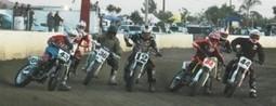 Hateley Handles 'em Again at Perris   California Flat Track Association (CFTA)   Scoop.it