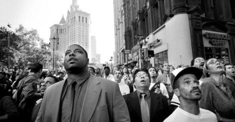 Photographer Identifies People in Iconic 9/11 Image Using Social Media... | Art for art's sake... | Scoop.it