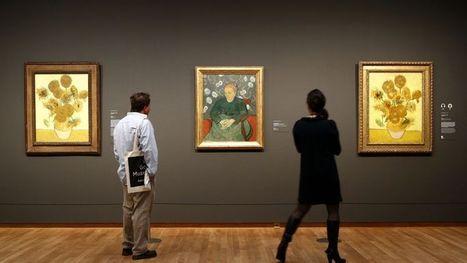 La légende Van Gogh revue en sept retouches | Music, Art and Sound | Scoop.it