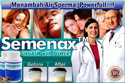 OBAT PENYUBUR SPERMA PRIA SEMENAX KAPSUL HERBAL ALAMI - JUAL OBAT SEMENAX - CARA MENGENTALKAN AIR MANI TERBAIK | Toko Obat Kuat  | Pembesar penis | Pelangsing Herbal  |Alat Sex Pria Wanita | Scoop.it