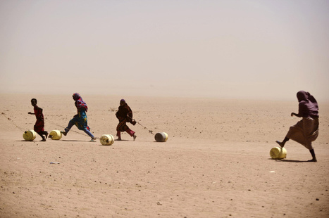 Canada saw bureaucracy and inefficiency in UN convention on deserts | Toronto (Ontario) Star | CALS in the News | Scoop.it
