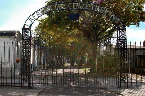 Free things to do in New Orleans, Lafayette Cemetery No. 1 | Travel | Scoop.it