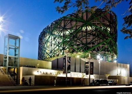 [Mérida, Yucatán, Mexico] Gran Museo del Mundo Maya de Mérida / 4A Arquitectos | The Architecture of the City | Scoop.it