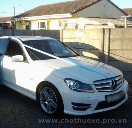 Cho thuê xe cưới hạng sang Mercedes C200 | Cho thuê xe cưới tại Hà Nội giá rẻ | Scoop.it