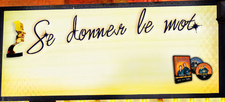 Se donner le mot :: Expressions idiomatiques | Remue-méninges FLE | Scoop.it