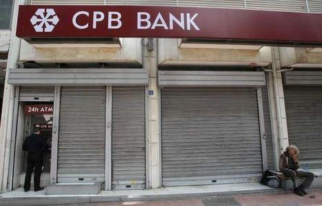 Chypre : Les banques resteront fermées jusqu'au 26 Mars !   Le Journal du Siècle : L'actualité au fil du temps   Scoop.it