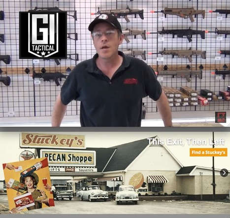 Airsoft GI Uncut - Travel to events this weekend, stop by GI TACTICAL in VA for a Free Gift! - Video on YouTube | Thumpy's 3D House of Airsoft™ @ Scoop.it | Scoop.it