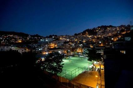 Le premier terrain de foot éclairé par l'énergie des joueurs | Plusieurs idées pour la gestion d'une ville comme Namur | Scoop.it