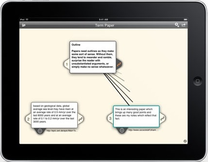 Ruminate - create mind maps and idea outlines | iEduc | Scoop.it