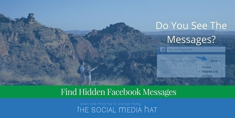 How To Check Your Hidden Facebook Inbox | The Content Marketing Hat | Scoop.it