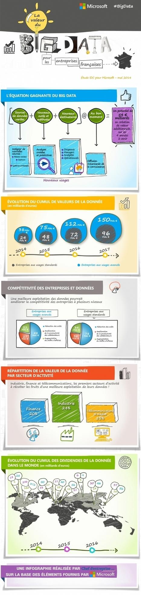 La manne du big data | Advertising 2 | Scoop.it