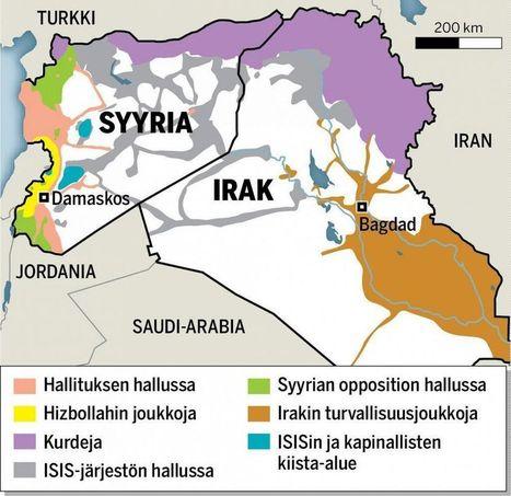Kommentti: Syyria on jo kuin maailmansota   Syyria   Scoop.it