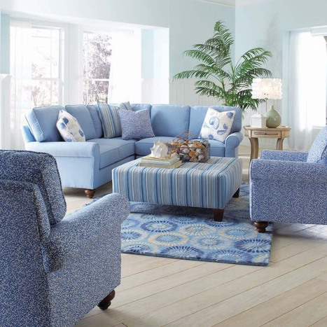 Cottage Style Upholstery | Cottage Furniture | Scoop.it