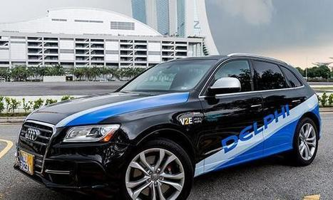 Delphi to Test World-First Self-Driving Taxi Service In Singapore | Amazing Science | Scoop.it