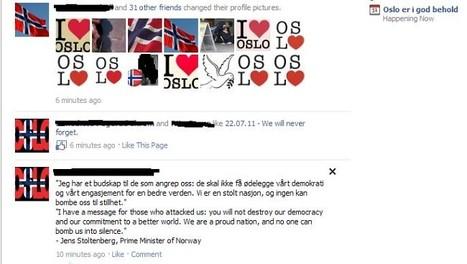 Sosiale medier samler folket -  NRK Nyheter   Sosial på norsk   Scoop.it