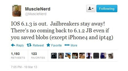 Downgrading the Latest iOS 6.1.3 Is Possible Only With Saved SHSH Blobs | Hack iPhone Using Different Exploits | Scoop.it