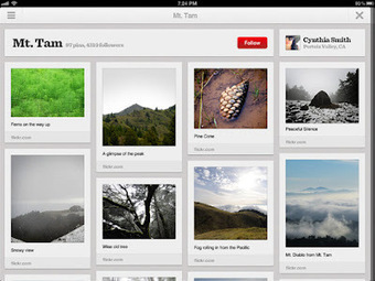 Pinterest App For iPad Released - Download Now - iPad Gets Native Pinterest Application ~ Geeky Apple - The new iPad 3, iPhone iOS6 Jailbreaking and Unlocking Guides   Best iPhone Applications For Business   Scoop.it
