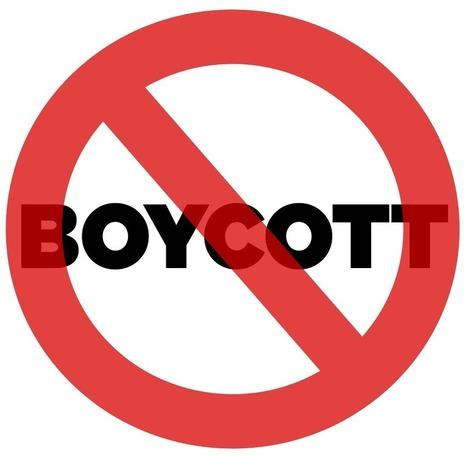 L'appel au boycott est désormais interdit en France… | Nouveaux paradigmes | Scoop.it