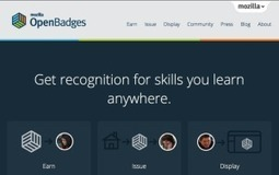 Mozilla releases Open Badges, a new standard to recognize & verify learning - EdTech Times   Being practical about Open Ed   Scoop.it