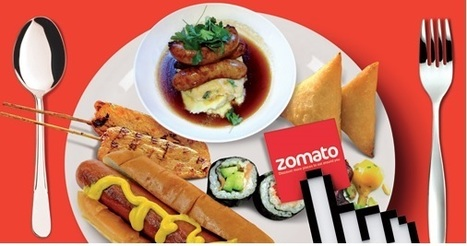 Zomato hits bull's eye with Zomato order! | Mobile Apps | Scoop.it