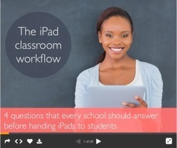 4 Key Questions About iPad Classroom Management - ClassTechTips.com | Learning Curves | Scoop.it