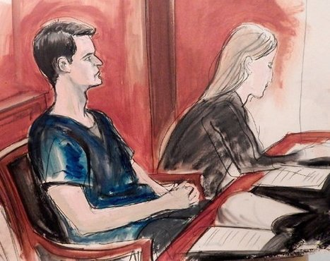 Judge cites 'privilege' as she sentences 'dark web' pirate and online drug kingpin of Silk Road to life | WashingtonExaminer.com | Internet and Cybercrime | Scoop.it
