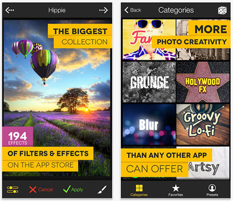 12 Best iPhone and iPad Apps 2015 for Designers | Boost Inspiration | Scoop.it