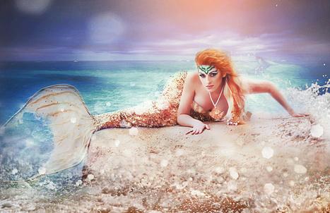 The Mythology Of Mermaids - Scuba Diver Life | Scuba Diving | Scoop.it
