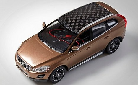 Car Built With Byproducts Of Paper Pulp Production | Industrial subcontracting | Scoop.it
