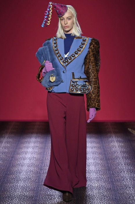 Schiaparelli Couture Fall 2014 | Le Marche & Fashion | Scoop.it