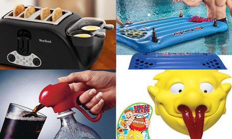 Les gadgets geek du vendredi : spéciale piscine et barbecue   Entretien piscine   Scoop.it