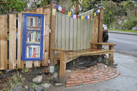 #RaysDay : En hommage à Bradbury, faire pousser des Biblioboîtes | Ressources éducatives libres (OCW, OEC et REL) | Scoop.it