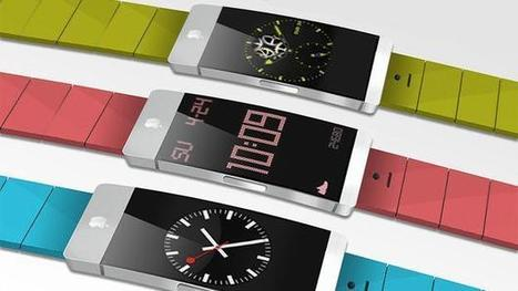 iWatch: Is it time for wearable computers?   IT Daily   Scoop.it