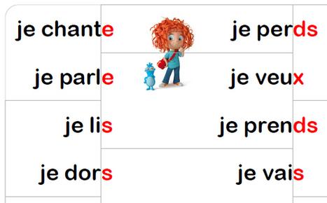 Des puzzles de conjugaison à télécharger (vidéo explicative) | FLE et nouvelles technologies | Scoop.it