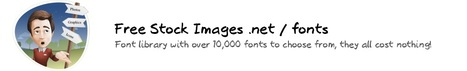 Popular Stock Image Website Adds Free Font Gallery | Free Stock Images | Scoop.it
