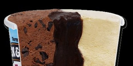 Ben & Jerry's New Invention Could Change Ice Cream Forever | Bits and Bobs | Scoop.it